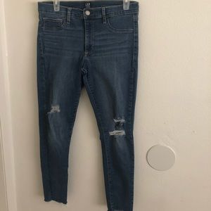 Gap women's jeans.